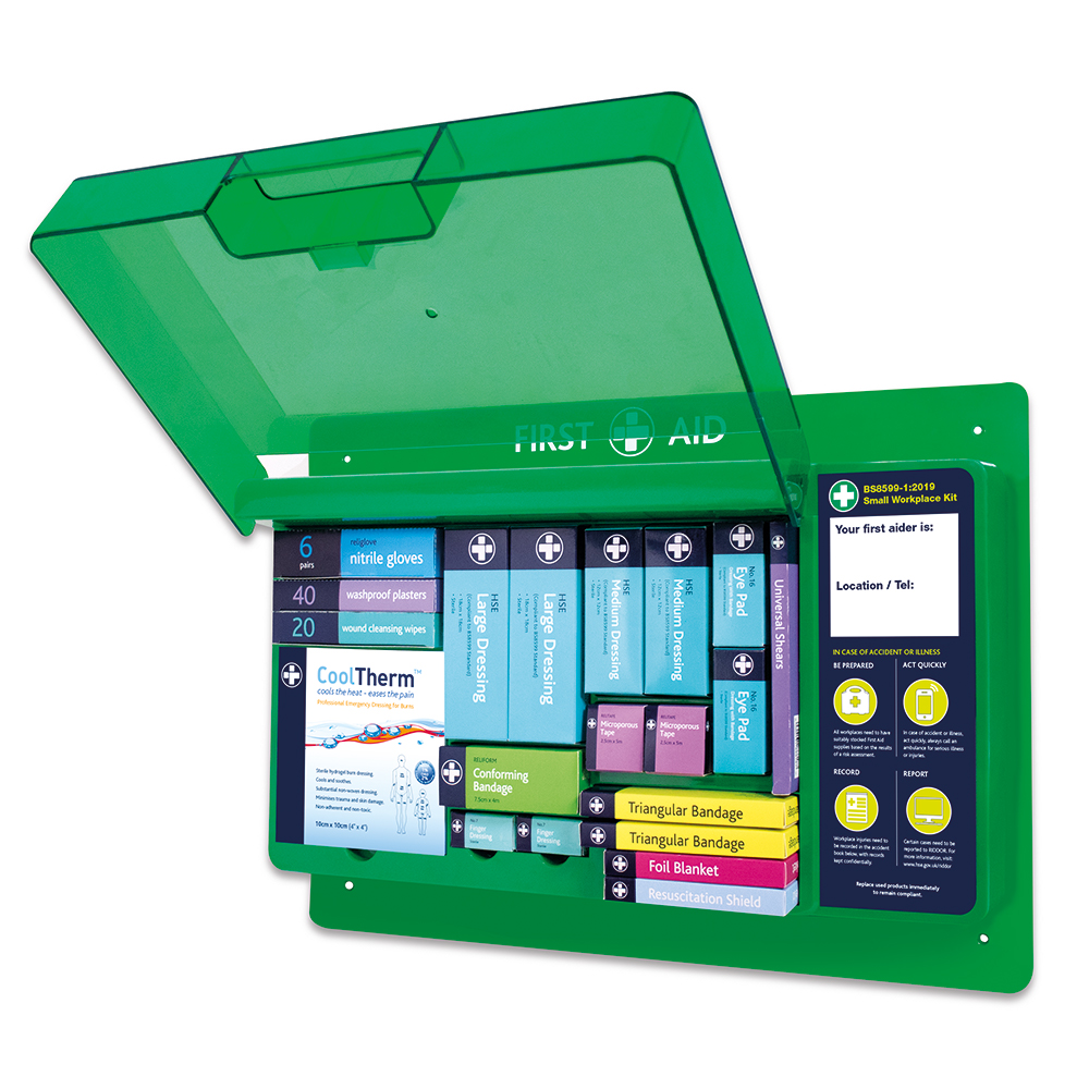 Reliance Medical BS8599-1 First Aid Station
